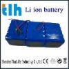 flashlight battery pack 12V 10000mAh with high power