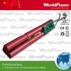 flashlight led light lithium battery pack 11.1V 7800mah