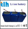 flashlight li ion battery 12V 13000mAh