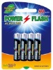 full range Alkaline Battery