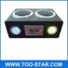 functional speaker switch box