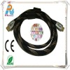 gold-painting HDMI cable in shenzhen