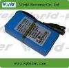 high capacity Lithium Battery pack 11.1V 3600mAh