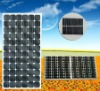 high efficiency and solar panel