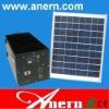 high power solar system battery