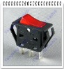 high power waterproof rocker switch