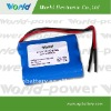 high quality battery pack7.2v 7800mAh