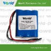 high quality rechargeable lithium battery 11.1V 4800mAh