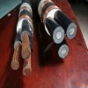 high voltage construction cables 35kv copper shield
