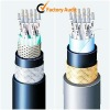 individual shield cable marine ship cable