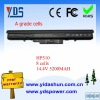 laptop battery 8 cells 14.4V 5200MAH for HP510