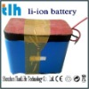 led flashlight battery 4Ah 14.8v(li ion)