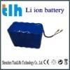 led li ion battery 12V 10000mAh