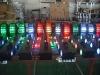 led stage  lights led dual derby light