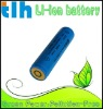 li-ion flashlight battery