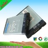 lithium ion battery LWBALG-1600 china 3.7V battery pack