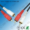 many function stereo audio cable laptop to tv