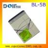 mobile phone 3220 battery BL-5B 900mah