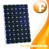 moncrystaline silicon 120w sunrise pv solar panels