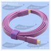 most competitive price of HDMI cable flat cable PVC copper conductor
