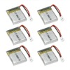 new 3.7V 400mAh 10C li-po Battery
