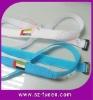 nylon velcro book strap