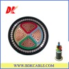 outdoor power cable covers, voltage rating 600/1000V