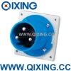 panel mount plug