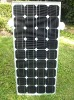 photovoltaic solar panels 80w 125mm solar cell