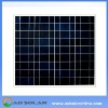 poly solar panel 50W