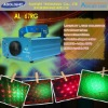 professional stage light AL-67RG Amazing double color light projector