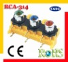 rca tv adapter(rca jack to rca tv connector)