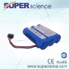 rechargeable 11.1V 2200mAh battery pack