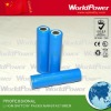 rechargeable li battery for diving light 3.6V 2400mAh