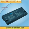 repalcement laptop battery for SONY BP2E