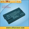 repalcement laptop battery for SONY  BP2NX