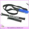 reusable velcro luggage strap