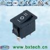 rocker switch/ electrical switch/AC switch B6-103 Black