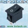 rocker switch/ electrical switch/AC switch On off B5-101 Black