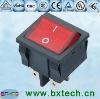 rocker switch/ electrical switch/AC switch On off red