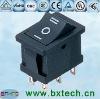 rocker switch/ electrical switch/AC switch on off B-101 black