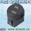 rocker switch/ electrical switch/AC switch on off B3-101 Black