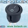 rocker switch/ electrical switch/AC switch on off B6-102 Black