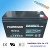 sealed Lead Acid battery 12V 7.5Ah