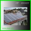 single  crystal solar panels