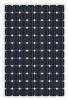 singlecrystalline solar module