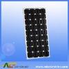 solar panel factory 80w mono solar cell module