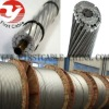 steel core ACSR cable Aluminum Conductor with Steel Reinforced