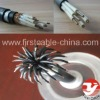 steel tap armoured control cable