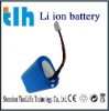 storage battery for led light 7.4v 2400mah